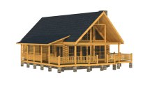 Bryson - Plans & Information Southland Log Homes