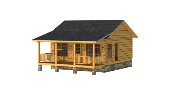 Clark - Plans & Information Southland Log Homes