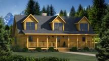 Grand Lake - Plans & Information Southland Log Homes