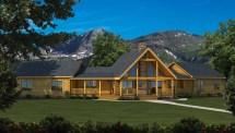 Jackson - Plans & Information Southland Log Homes