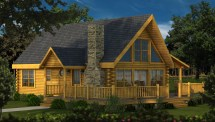Rockbridge 2 - Plans & Information Southland Log Homes