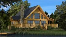 Rockbridge - Plans & Information Southland Log Homes