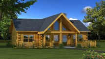 Wateree Iv - Plans & Information Southland Log Homes