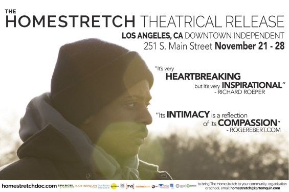 Tickets available now: http://thehomestretch.bpt.me/