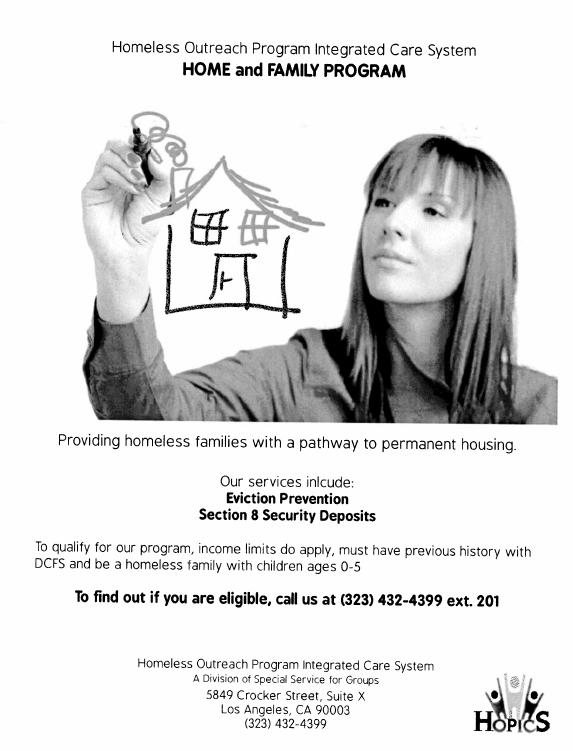 HOPICS Home and Family Program