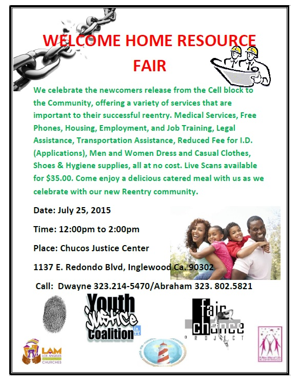 Welcome Home Resource Fair