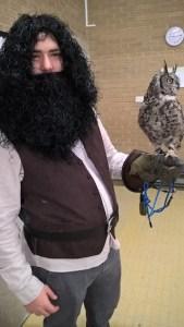 Harry Potter Day 3 Hagrid