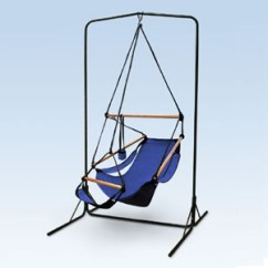 Hammock Chair With Stand Mickey Mouse Recliner Black Arch