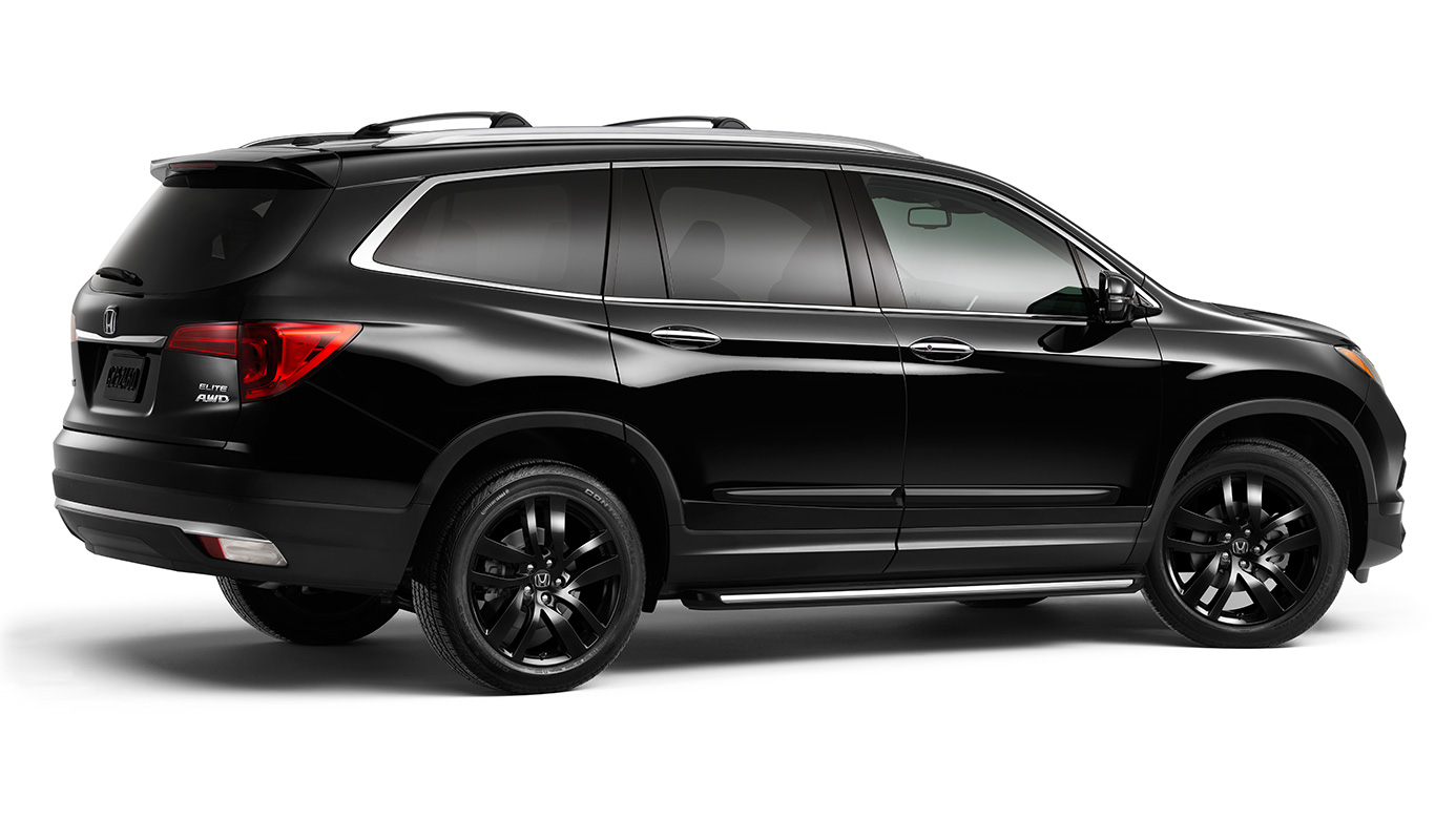hight resolution of honda pilot