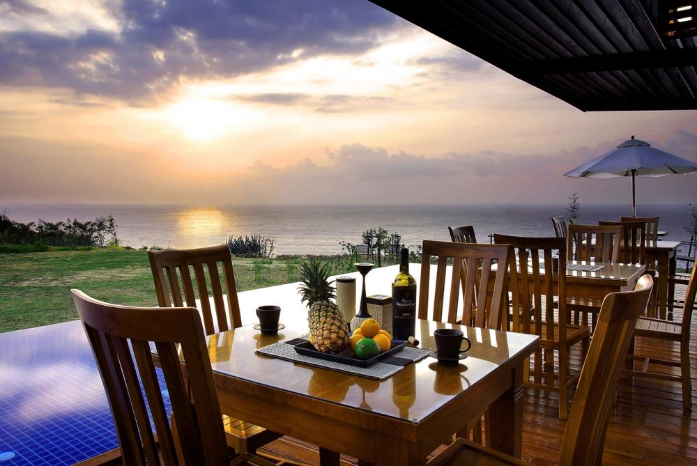 海景餐廳-小琉球南洋渡假海景莊園