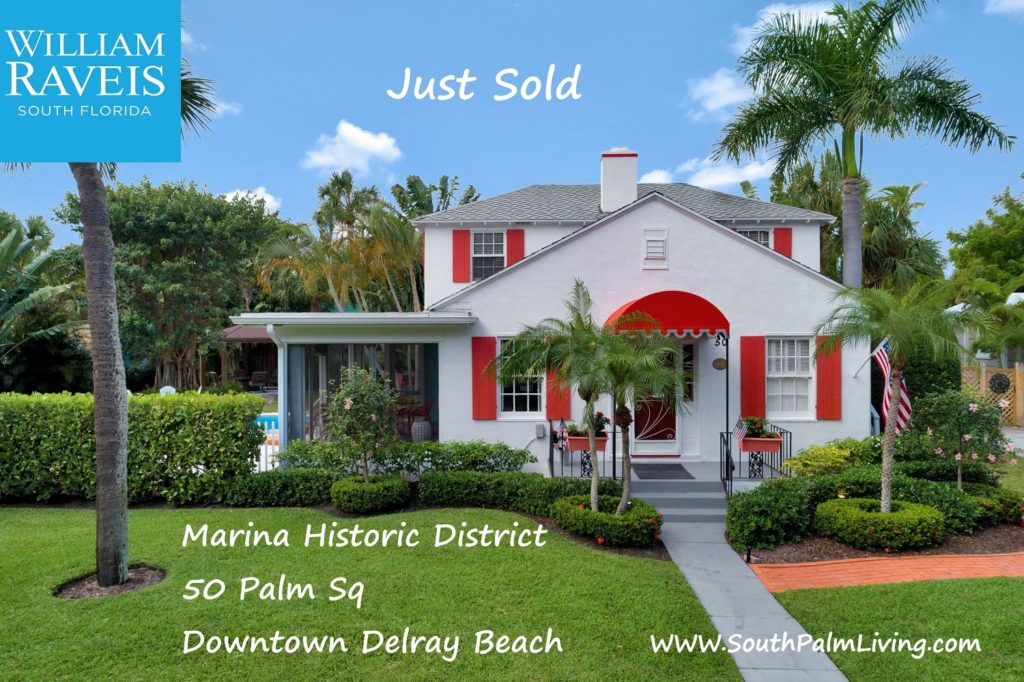Just Sold Delray Beach