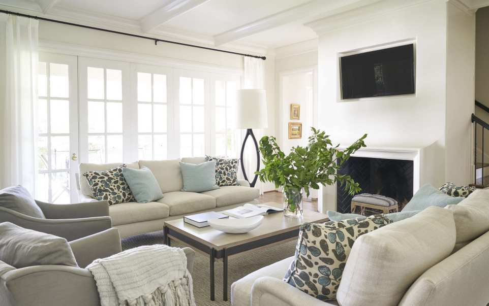 feature, airy and bright, southpark, interior design