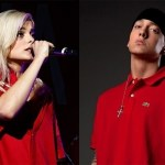 "Bebe Rexha: ""I had no choice, I had to give the chorus to Eminem, I was broke"""