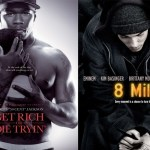 "Comparing ""Get Rich Or Die Tryin'"" & ""8 Mile"" in Numbers"
