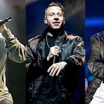 Macklemore References Eminem & Kendrick Lamar in New Funk Flex Freestyle