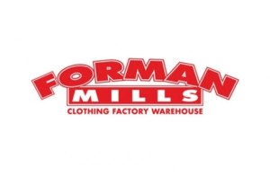 Forman Mills - Official Sponsor of the South Philadelphia String Band