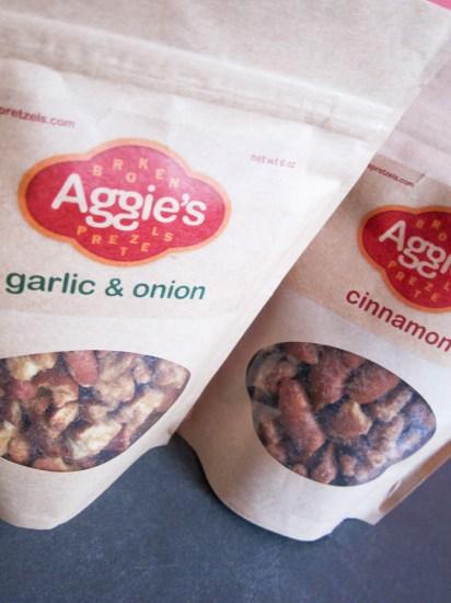 Aggie's Pretzels