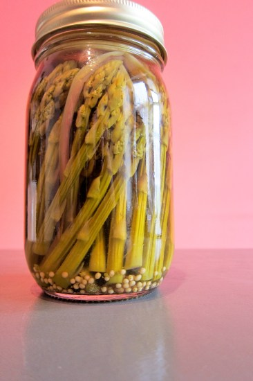 pickled ramp-asparagus