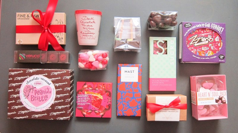 2016 Valentine's Day Gift Guide – Traditional