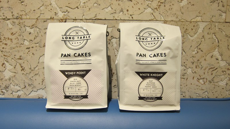 Small Batch Pancake Mix from Long Table