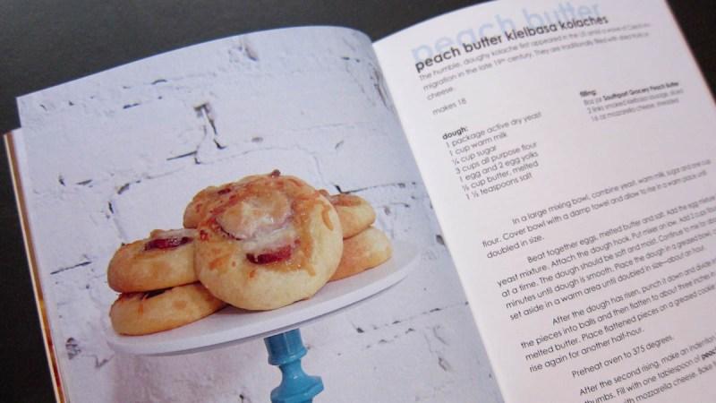 Preserve Periodical Recipes & Ideas: Peach Butter Kielbasa Kolaches