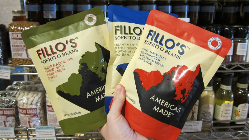 Fillo's Sofrito Beans – Delicious Beans Ready to Go!