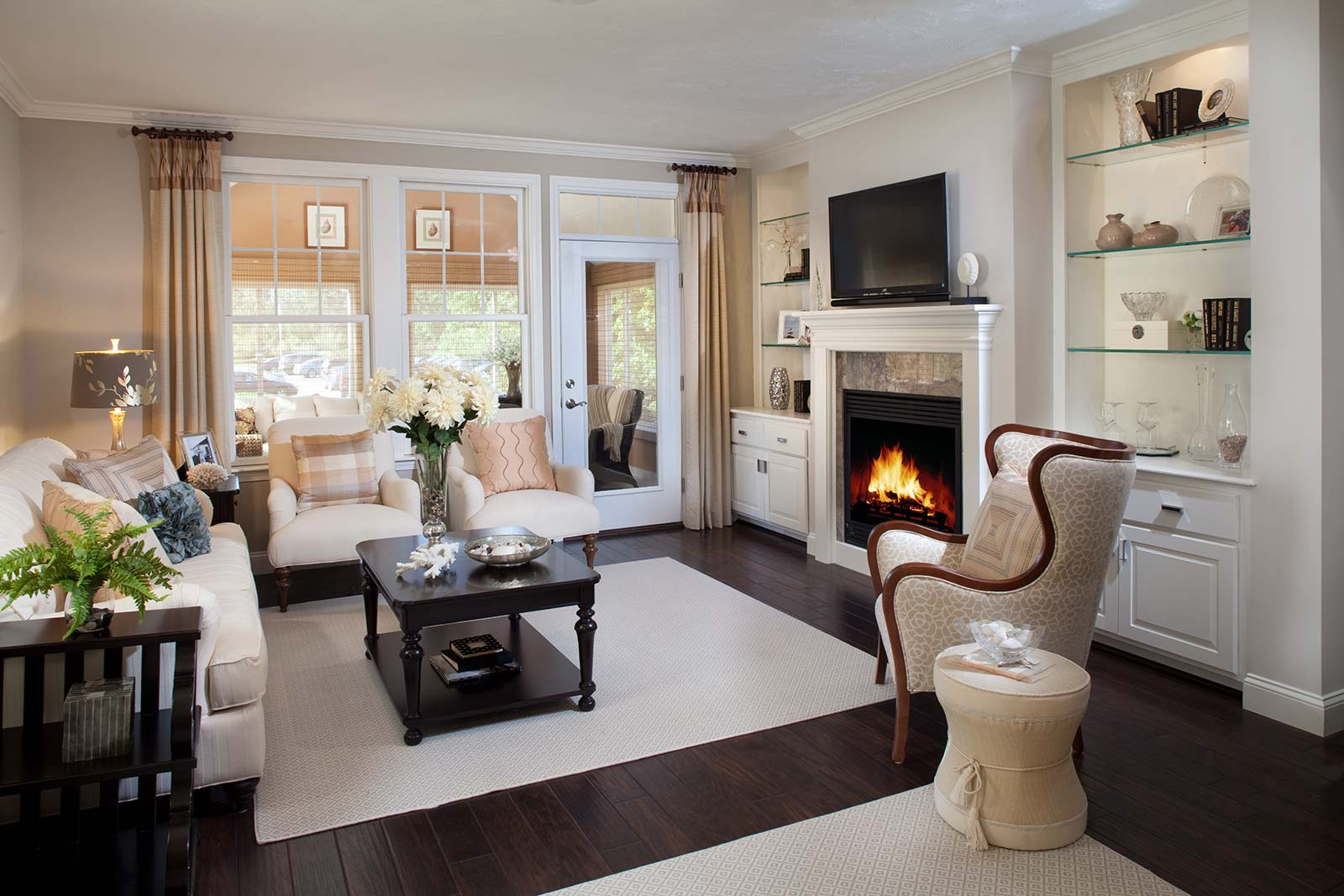 Fireplace Decorating Ideas For Your New Retirement Home On Cape