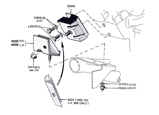1965 Ford T Bird Vacuum Diagram. Ford. Auto Wiring Diagram