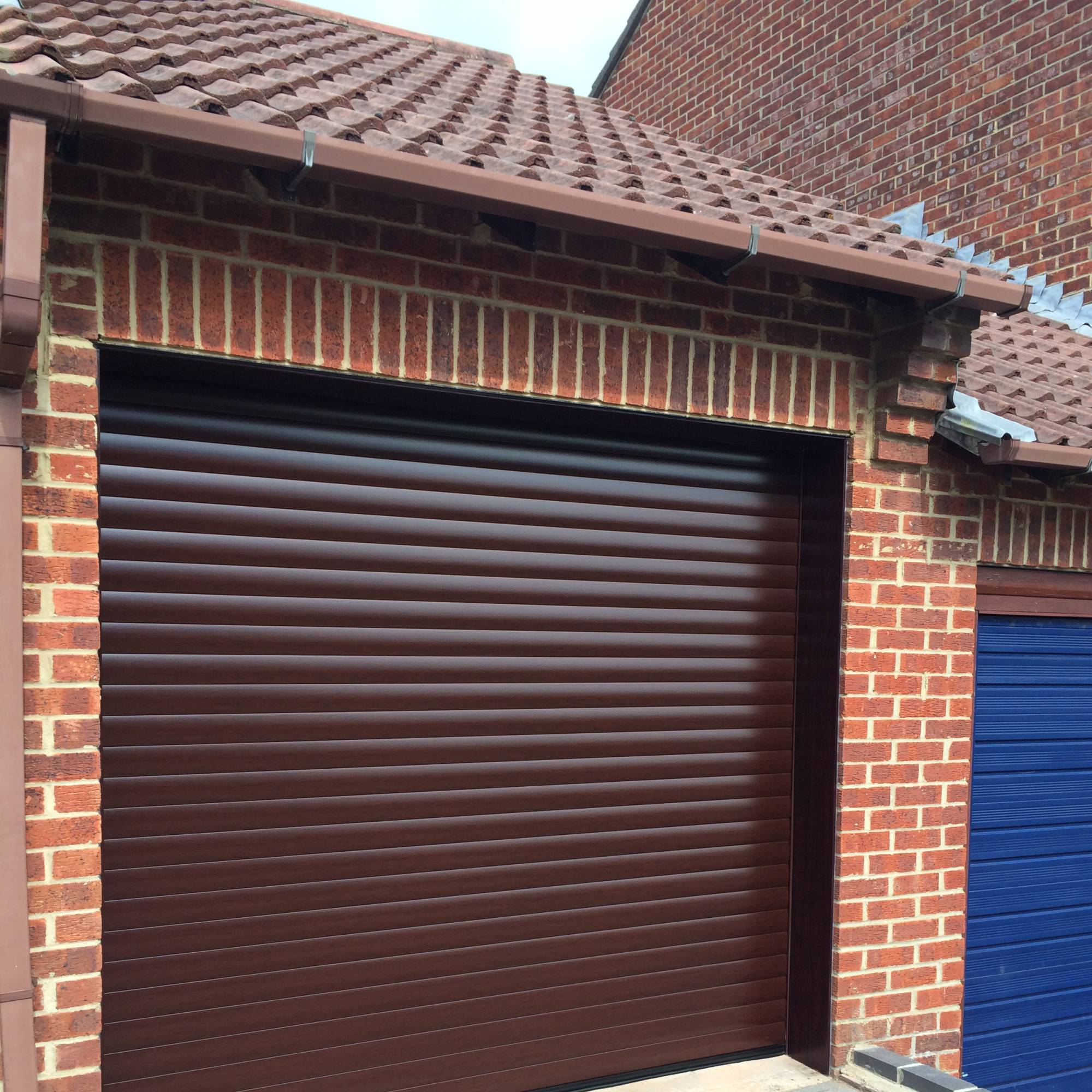 Photos of garage doors installed by South Shore Garage Doors Ltd