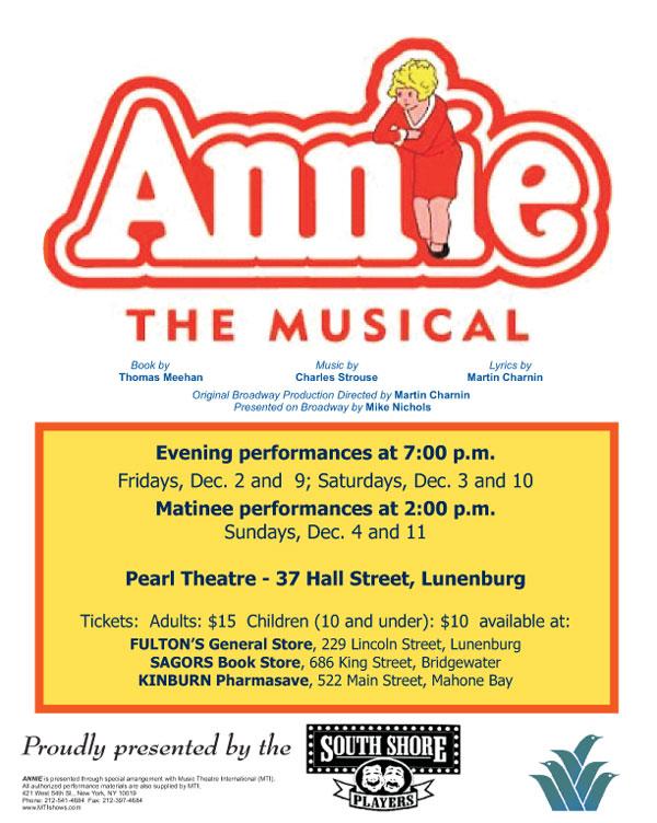 Annie: Poster