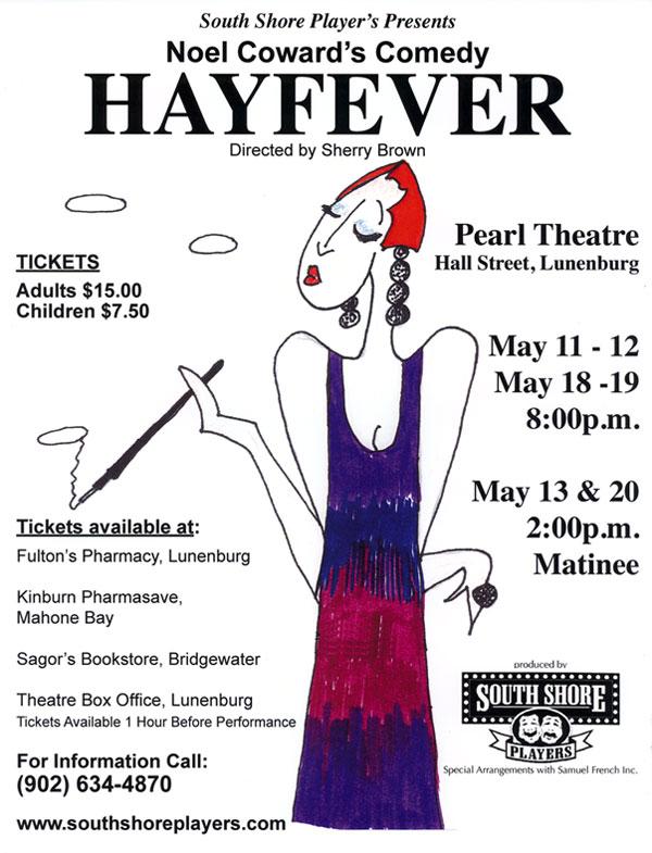 Hayfever-Poster