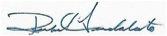 Richard Scandialato signature