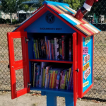 Kiwanis Be A Book Hero Project