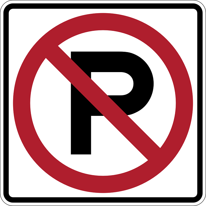 No Parking on Abalone Ave., May 15-18