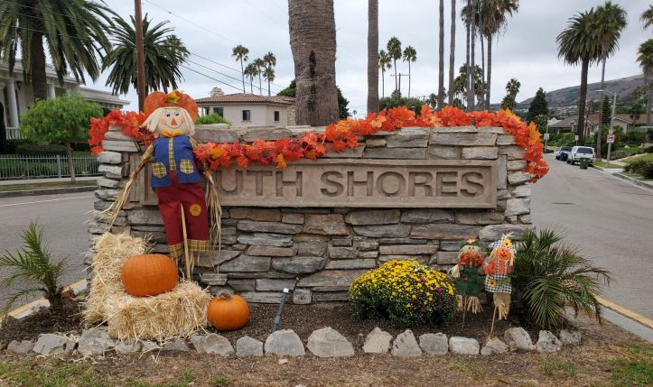south shores sign decorations