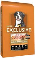 EXCLUSIVE LARGE BREED ADULT DOG
