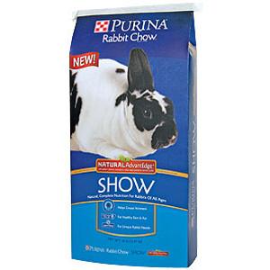 Purina® Rabbit Chow™ Show Formula