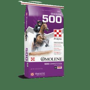 Purina Omolene 500 Horse Feed