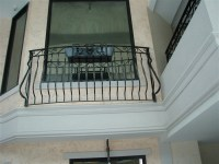 Iron Stair Railing Edmonton | South Side Ornamental