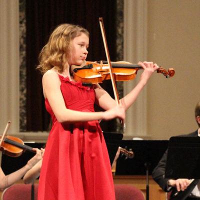 Hazel Keithahn Bach Concerto