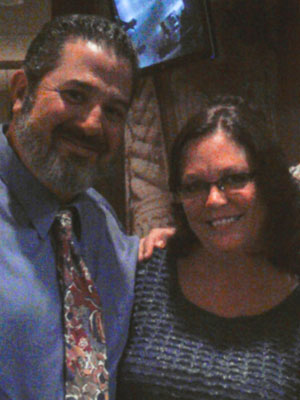 Mark & Kelley Escobedo