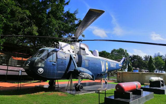 Indian Naval Maritime Museum in Kochi