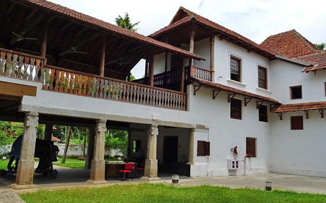 Paliam palace museum in Kochi