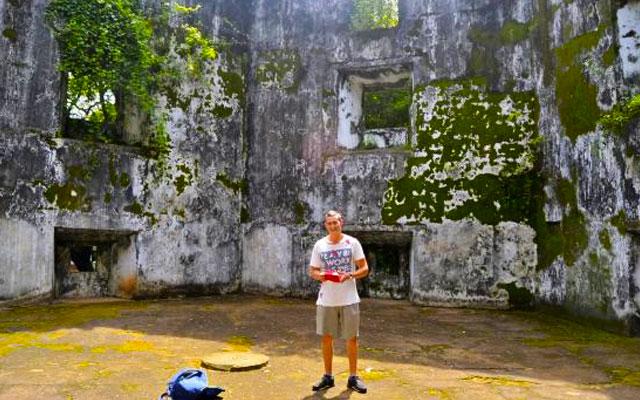 Pallipuram Fort Kochi