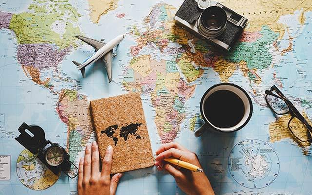 Planning a tour