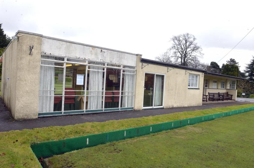 South Wales Argus: Belle Vue Bowling club polling station Picture: christinsleyphotography.co.uk