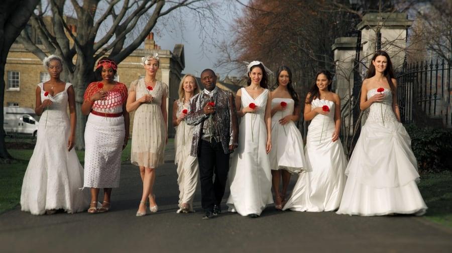 Where To Donate Wedding Dress | Peckham Photo Shoot Launches Anti Fgm Wedding Dress Donation