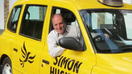 Sir Simon Hughes served for 32 years as MP for Bermondsey and Old Southwark