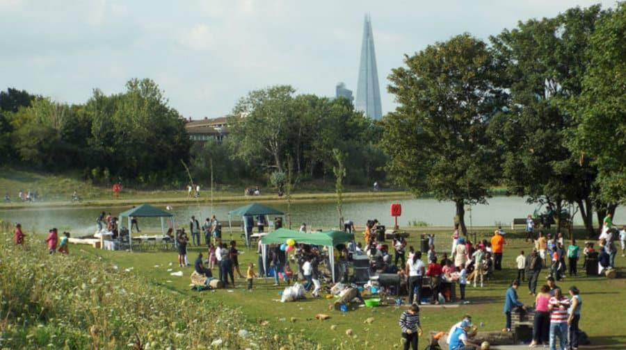 Image result for burgess park