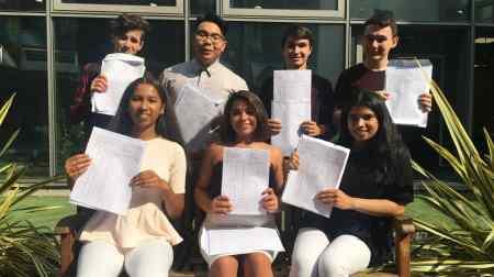 City of London Academy Southwark students